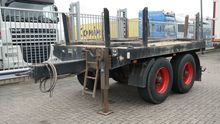 2002 HILSE 2 AXLE COUNTER WEIGH