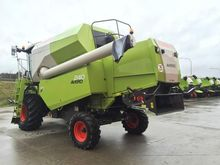 Used 2014 Claas Aver