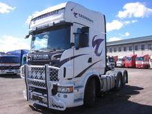 2013 Scania R620 6x2