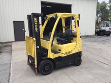 Used 2011 Hyster S50