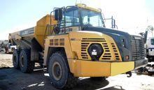 2013 Komatsu HM300-3 Articulate