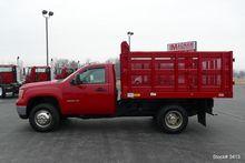2011 GMC 3500