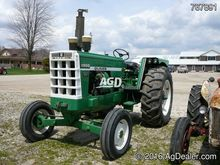 Oliver 1900 SERIES A