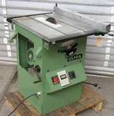 1981 ULMIA 1710 various sawing