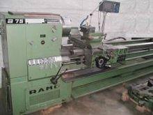 1989 RAMO a75 x 30 R screw cutt