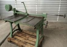 1962 RAS 1002 Plate shears