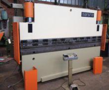 1984 SAFAN CNC B 80/3100 foldin