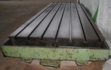 T-slat & clamping plates