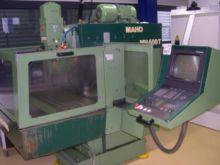 1987 MAHO MH 600 T CNC milling