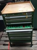 work benches, tool cupboards
