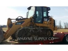 2008 Caterpillar 953D Crawler L