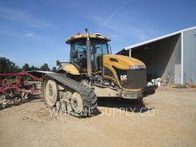 2002 Agco Allis MT755 Farm Trac
