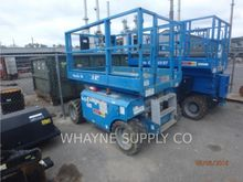 2008 Genie GS2668 RT Self-Prope