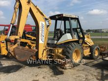 1996 Caterpillar 416B Rigid Bac
