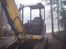 2002 Caterpillar 304.5 Track ex