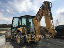 2016 Caterpillar 420F2 Rigid Ba