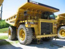 1998 Caterpillar 777D Rigid Dum