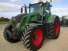 Used 2011 Fendt 824