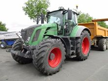 Used 2013 Fendt 824