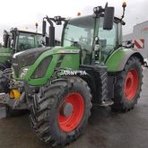 Used 2013 Fendt 716
