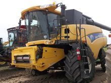 2008 New Holland CR9070