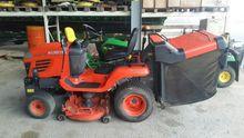 2010 Kubota G23 Lawn tractor