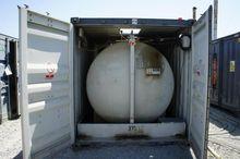 Portable SOC Fuel Tanks 20 ft