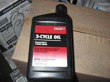 Two-Cycle Oil (1,344 Cases)