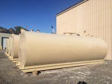 Steel Tanks - 9,000 Gallons Eac