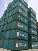 Standard Shipping Containers 20