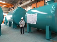 Horizontal Storage Tanks 500 bb