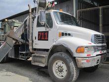 2009 STERLIN Crane Truck 9AAM08