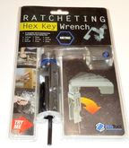 Tool Kits - Ratcheting Hex Key,