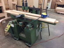 Horizontal Mortise Machine (for