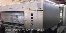 2001 Heidelberg SM 102 - 10P