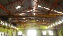 AMS E Side Crane 2T SG EOT