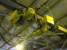 Bridge Crane Chain Hoist w/ 4 B