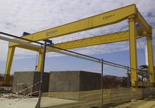 Double Beam ZLK SN Gantry Crane