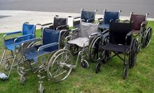 Miscellaneous Wheel Chairs (8 U