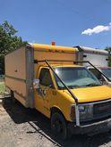2002 GMC Van Cutaway G3500