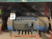 Reliance Electric Motor 600hp 4