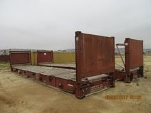 Flat Rack Containers - 20 ft [7