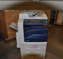 Xerox Copying Machines (3 Units