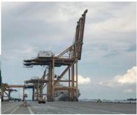 40 ton Quay and 35 ton Gantry C