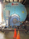 2001 Superior 400HP Boiler