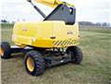 Used 2000 Grove T40