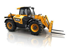 2013 JCB 550-80 AGRI