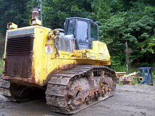 Used 2000 KOMATSU D3