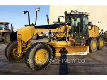 2009 CATERPILLAR 140M AWD
