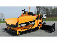 2015 LeeBoy 8500C Conveyor Pave